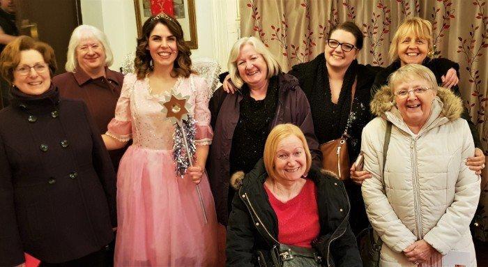 Unity Choir, led by The Singing Elf Social Trips