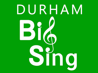 Durham Big Sing Logo, The Singing Elf, Gala Theatre Durham