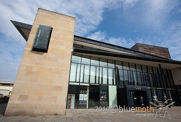 Gala Theatre, Venue of Durham Big Sing, The SInging Elf