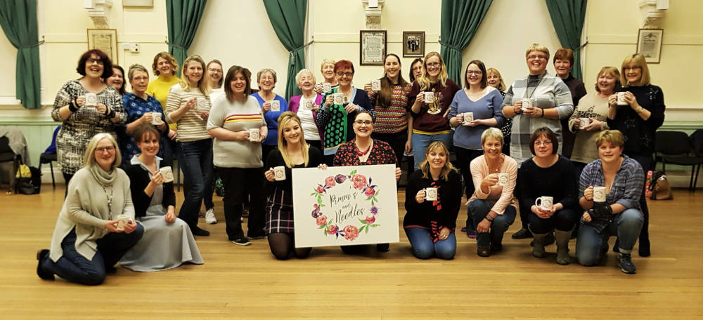 Pimm's & Needles Northallerton - Ladies Group
