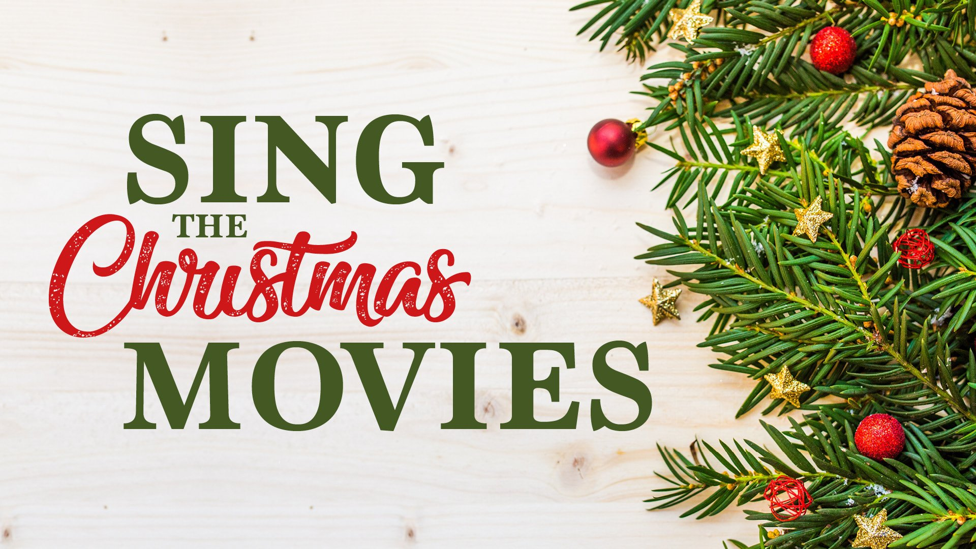 Sing the Christmas Movies at Ushaw, The Singing Elf 2019