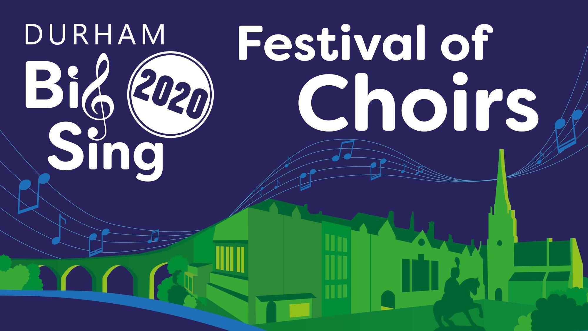 Durham Big Sing - Festival of Choirs, The SInging Elf